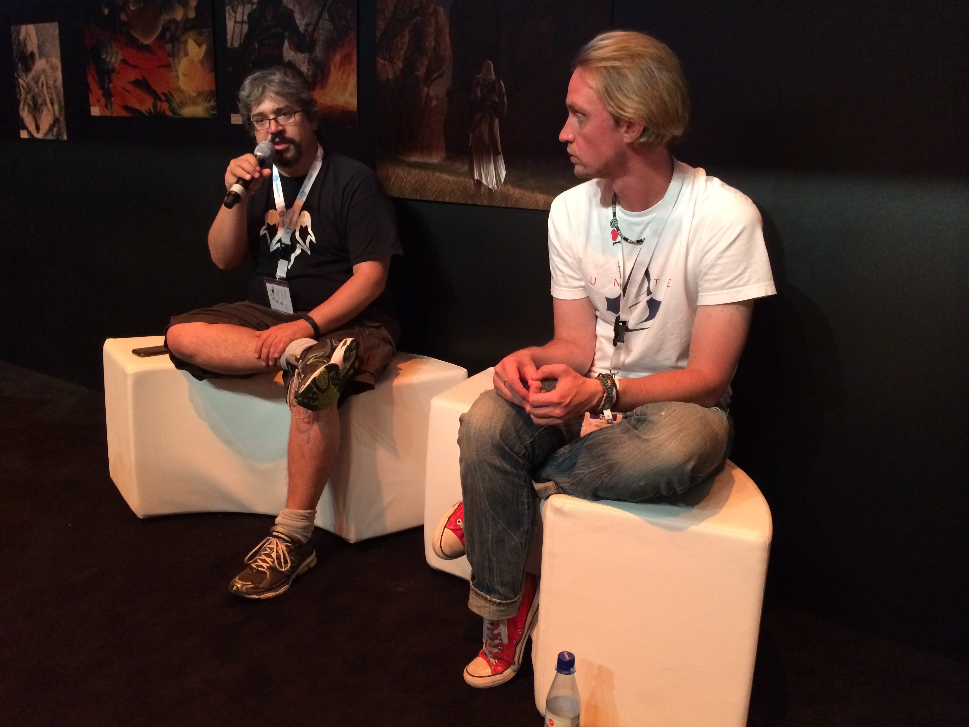 Benjamin and Gabe Discuss Assassin's Creed: Unity and respond to Q&A by attendees.