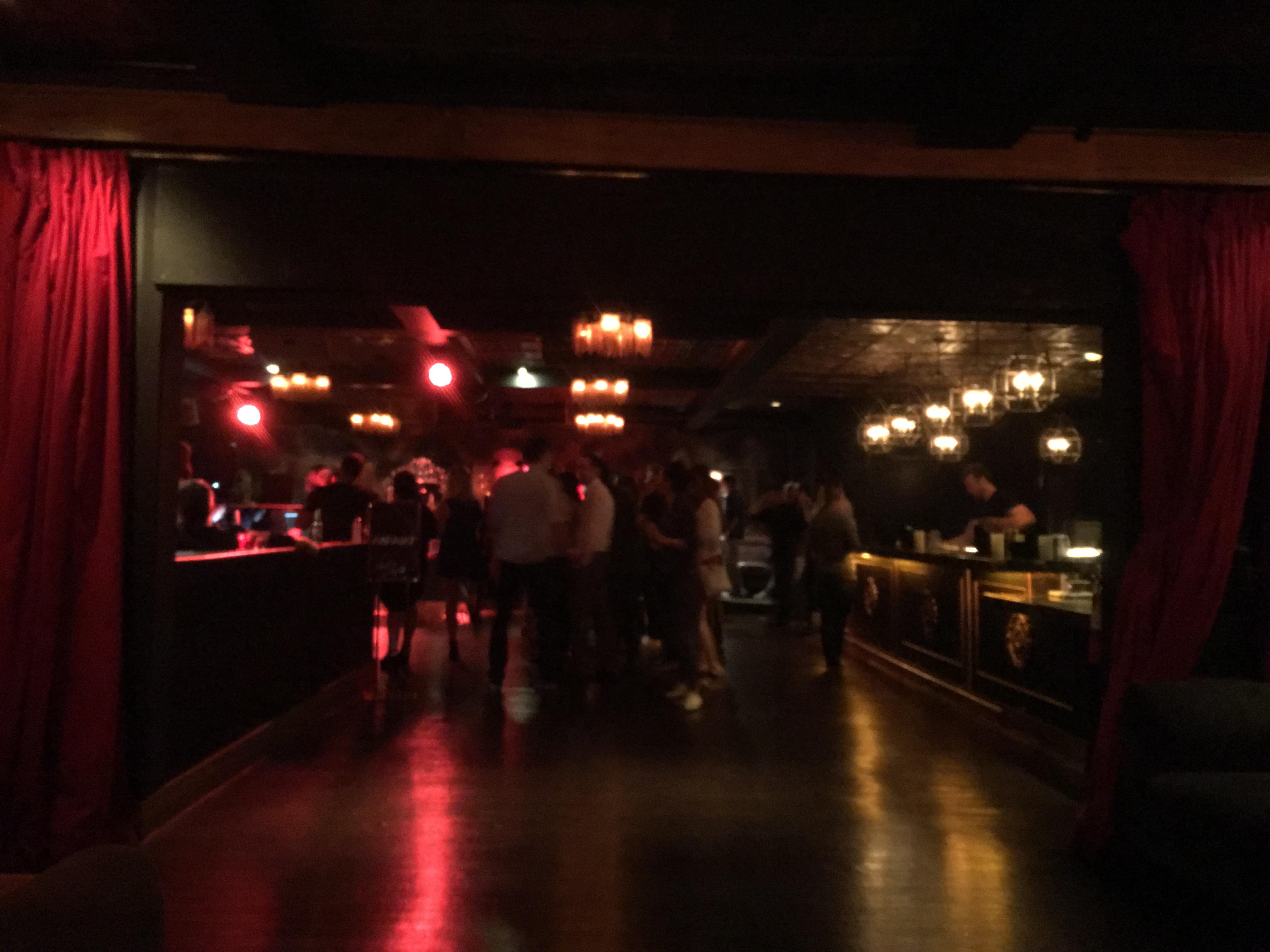 Ubi 30 Party in Hollywood / Exterior - Karaoke Lounge
