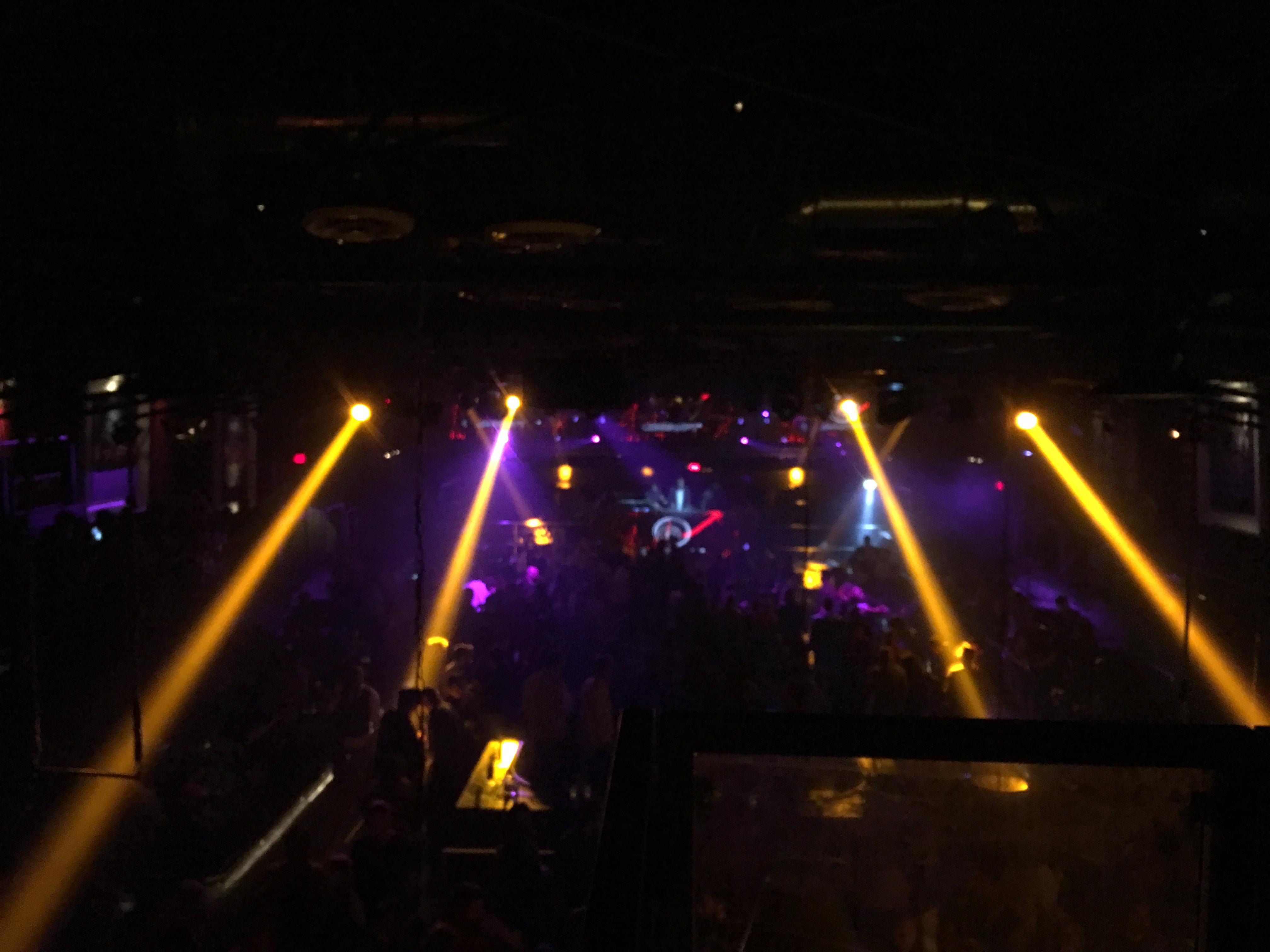Ubi 30 Party in Hollywood / Interior - Dancefloor (Upper Tier)