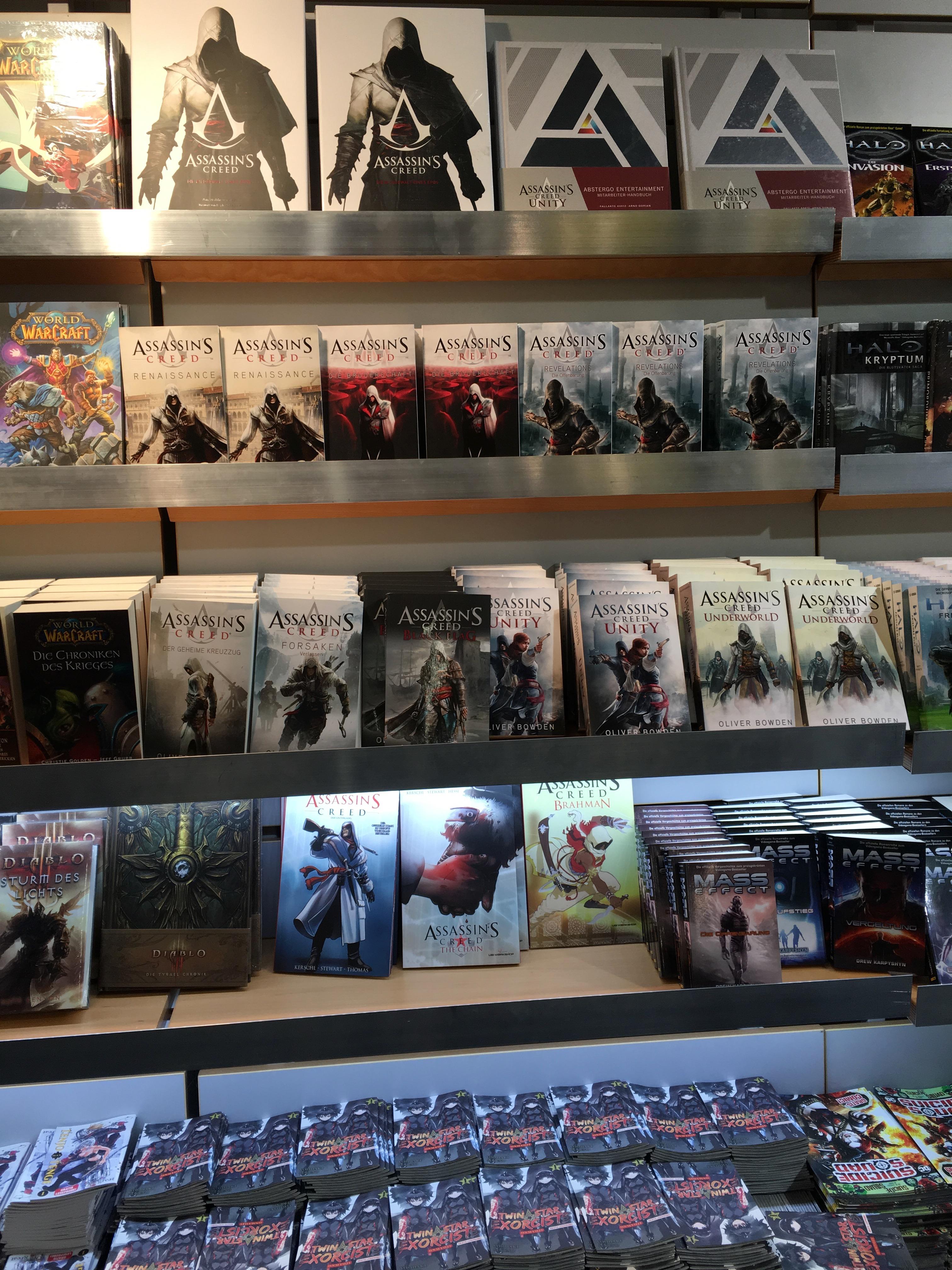 Assassin's Creed Books