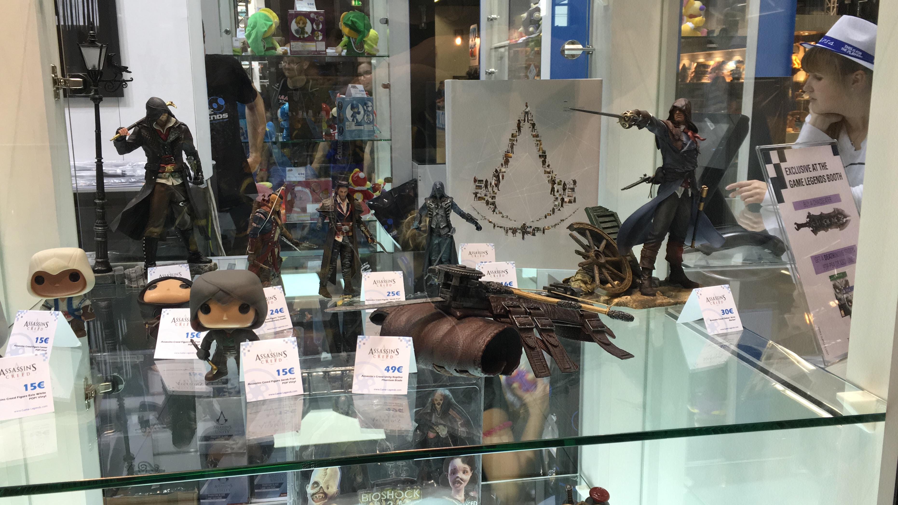 Assassin's Creed Merchandise