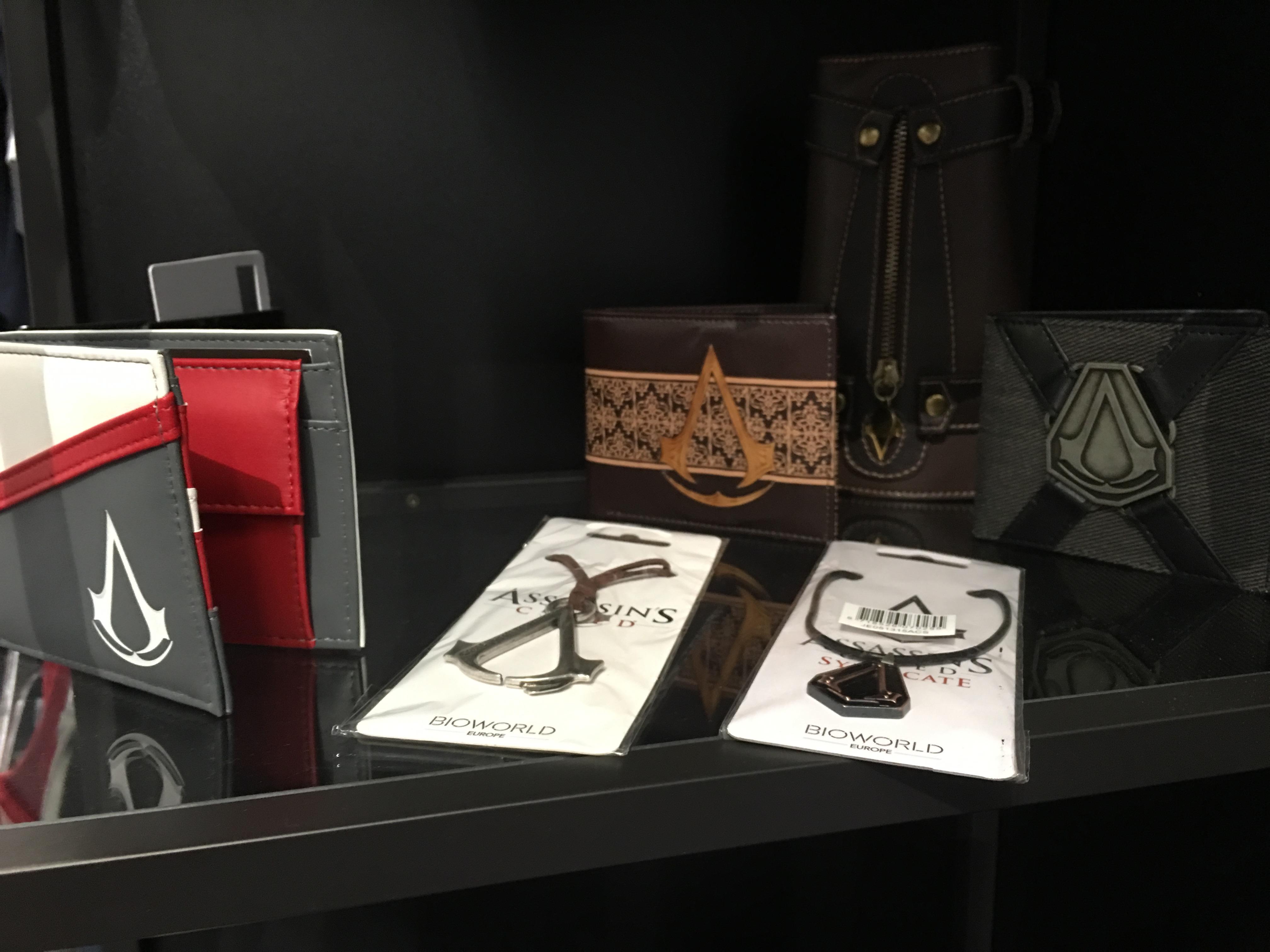 Bioworld Merchandise