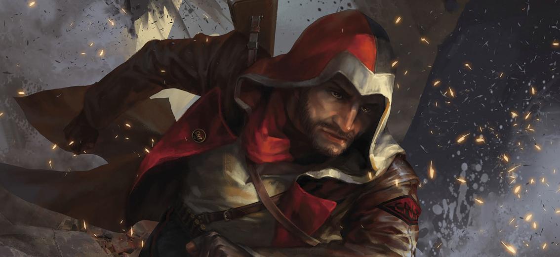 Assassin's Creed: Uprising #7 Artworks Revealed