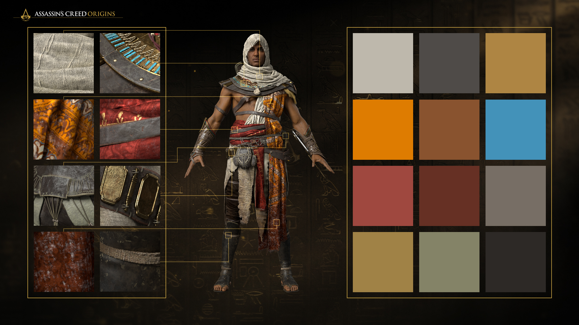 Codex Cosplay Guide Bayek