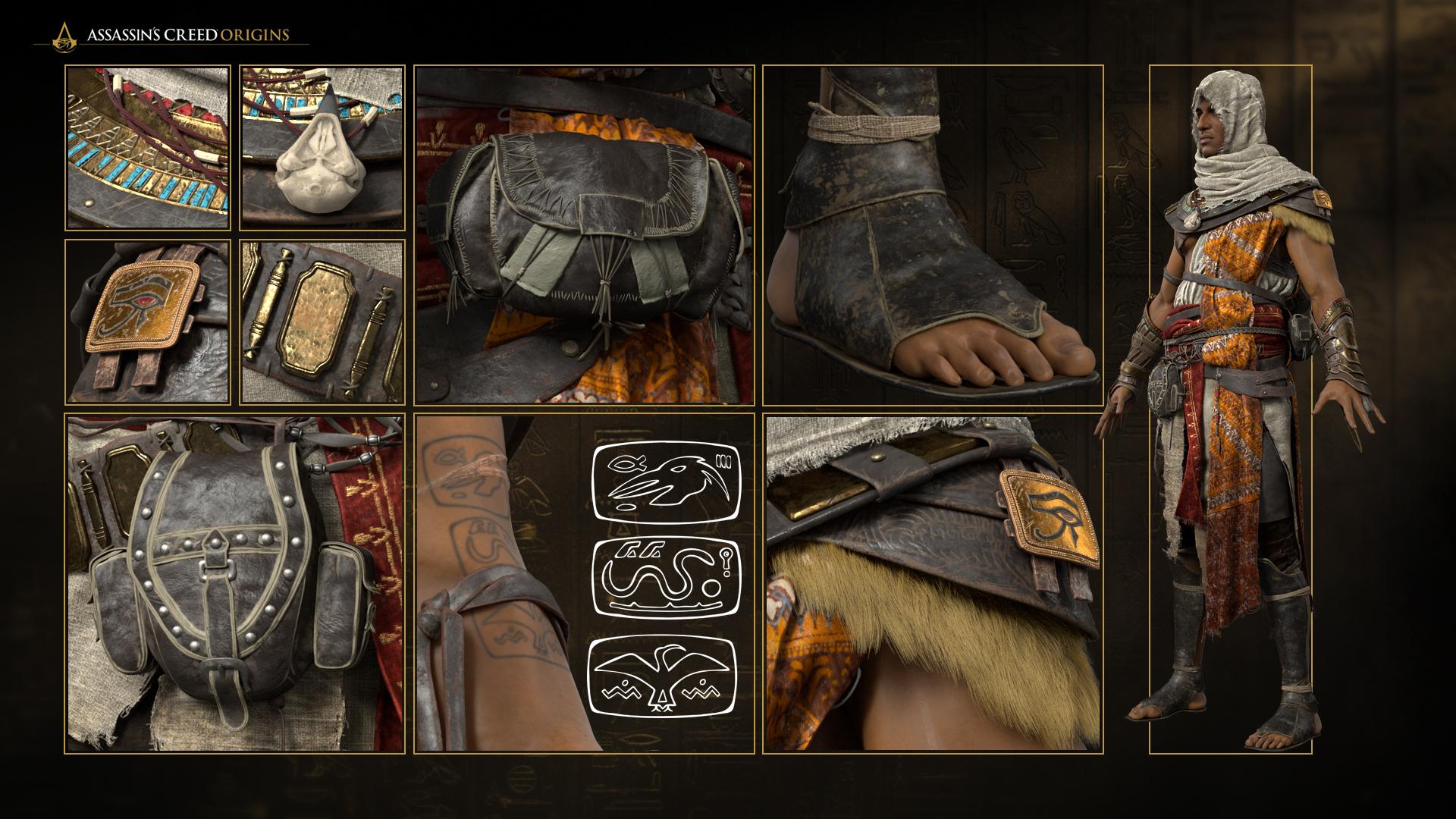 Codex Cosplay Guide Bayek