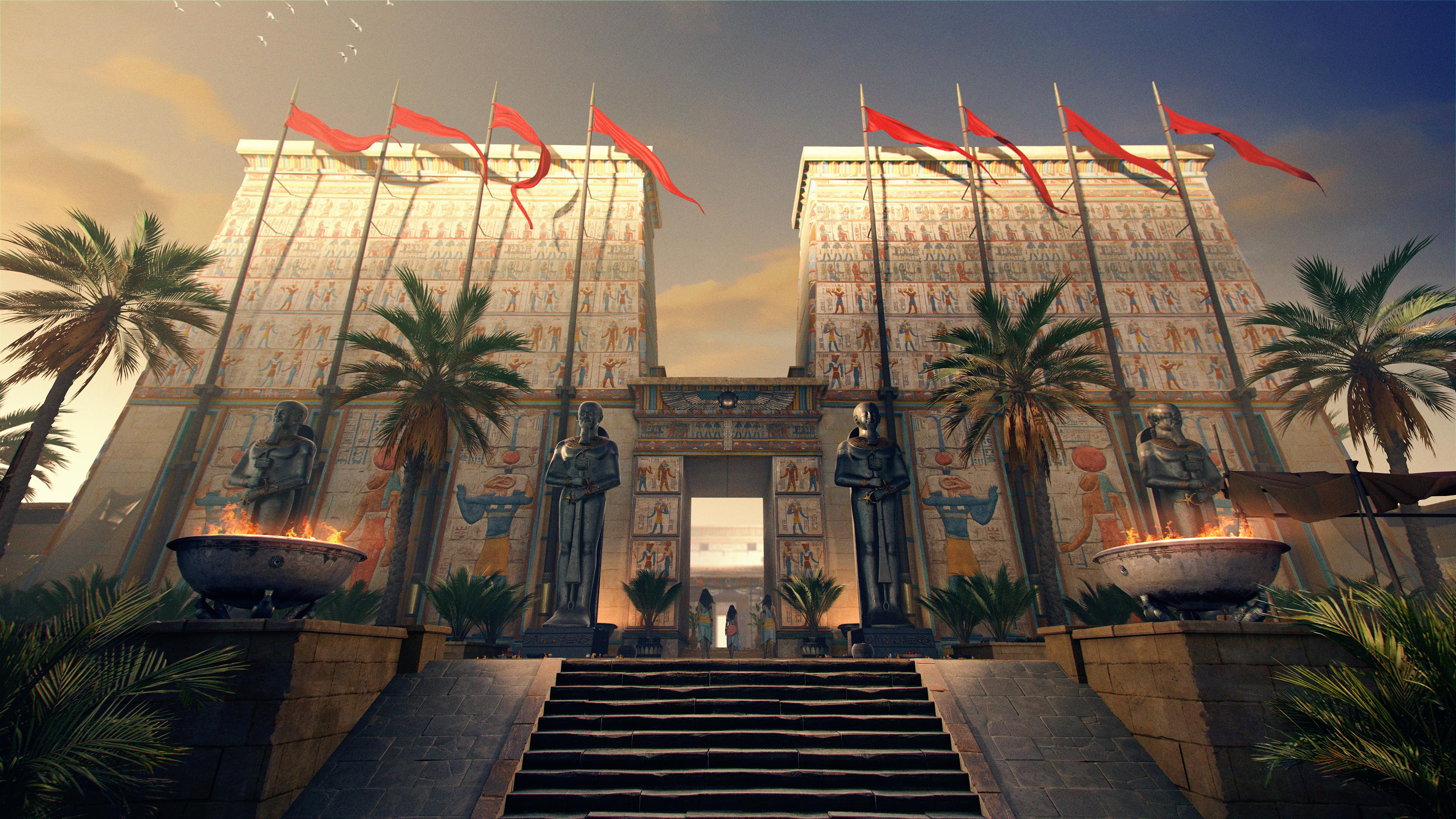 Assassin's Creed: Origins – Q&A
