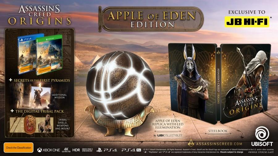 Apple of Eden Edition Unveiled!