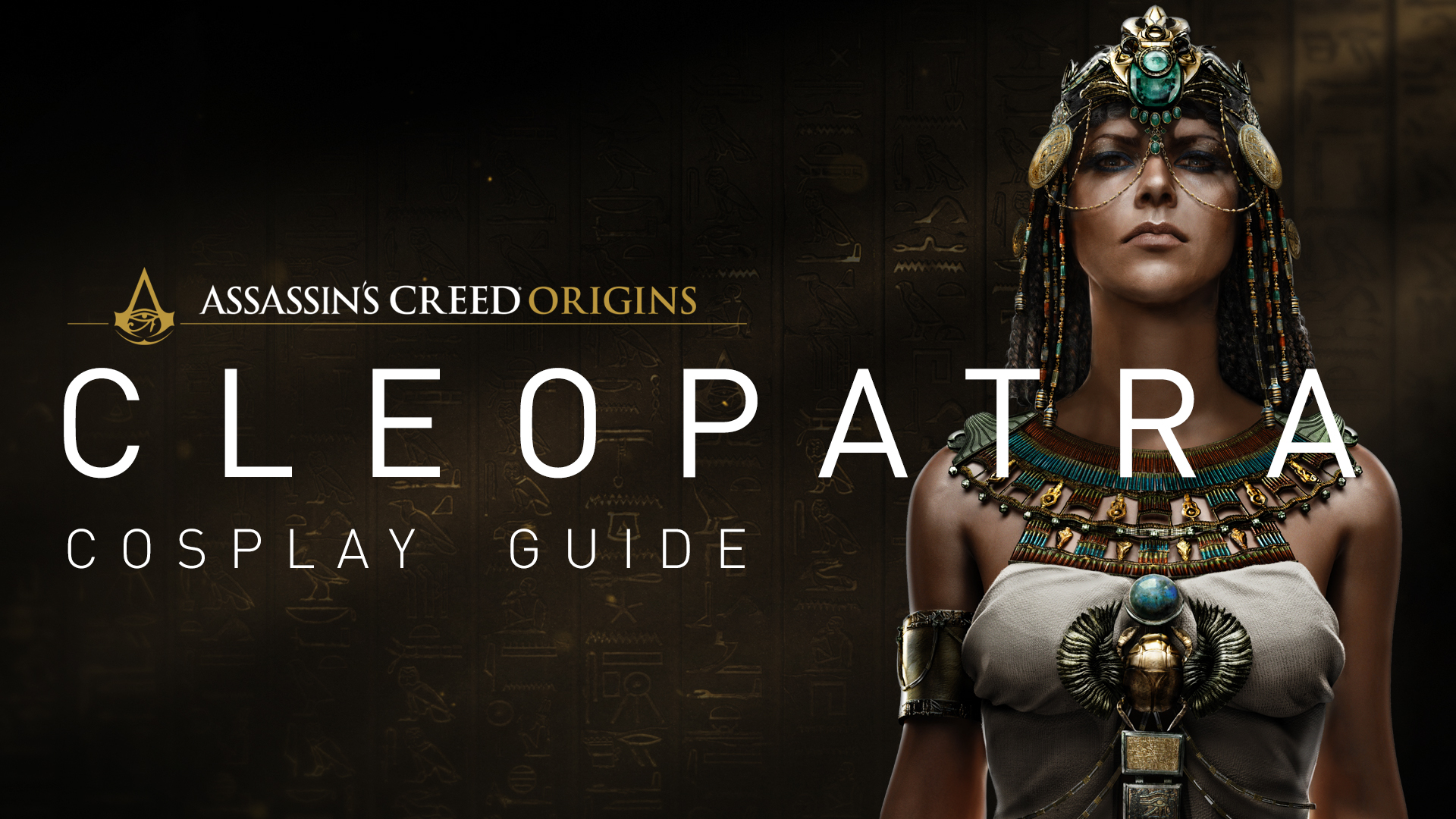 Assassin's Creed Origins – Cleopatra Cosplay Guide