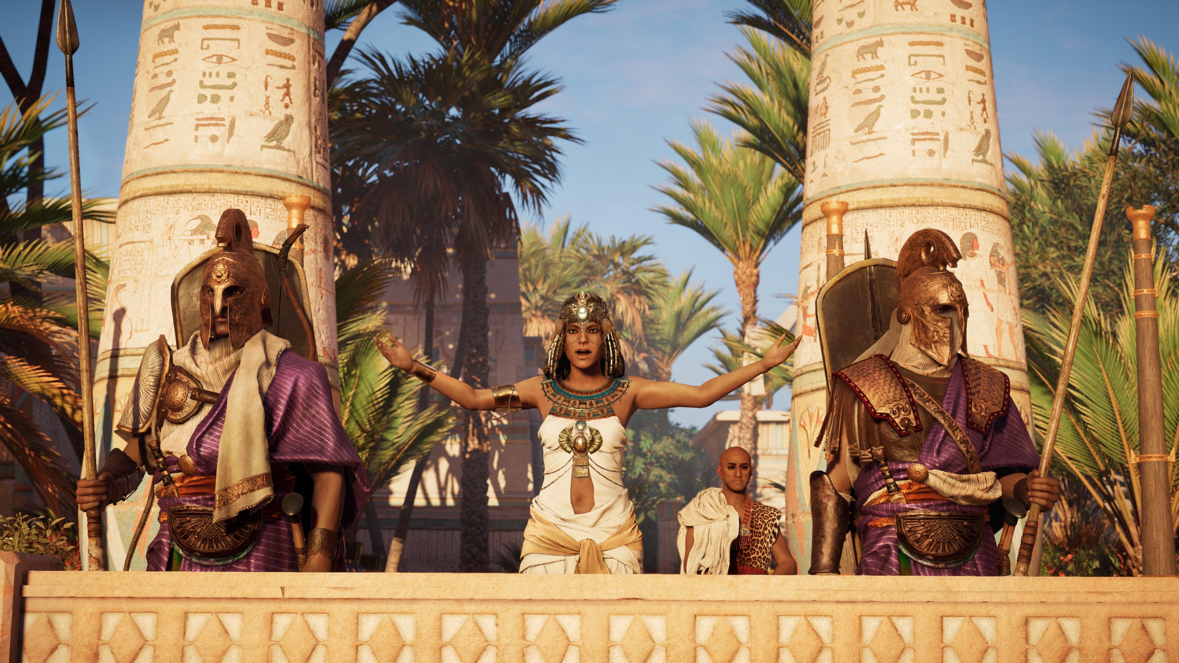 Assassin's Creed Origins – Story Sneak Peek