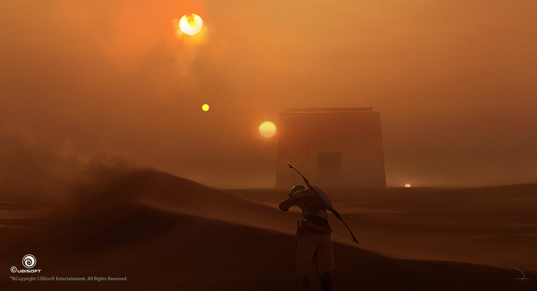 Ubisoft CEO Talks More Origins DLC + Annualizing the Franchise