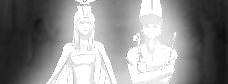 Assassin's Creed Origins – Storyboards
