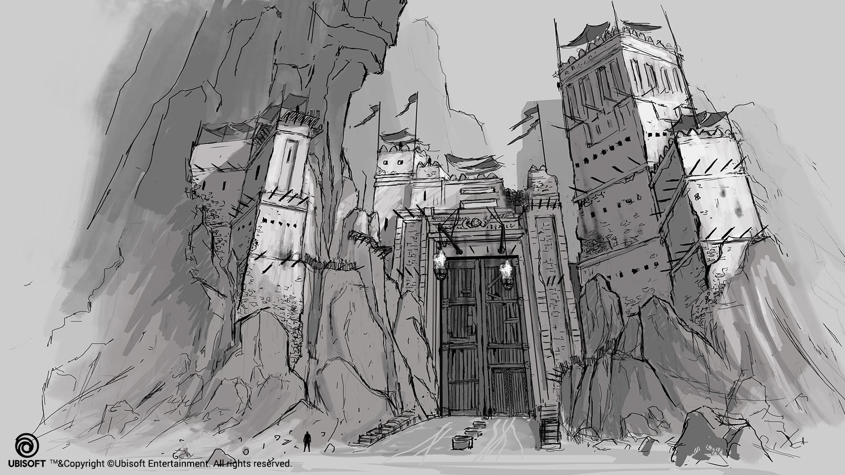 eddie-bennun-fortificationt-gate-frontview-sketch-lr-logo