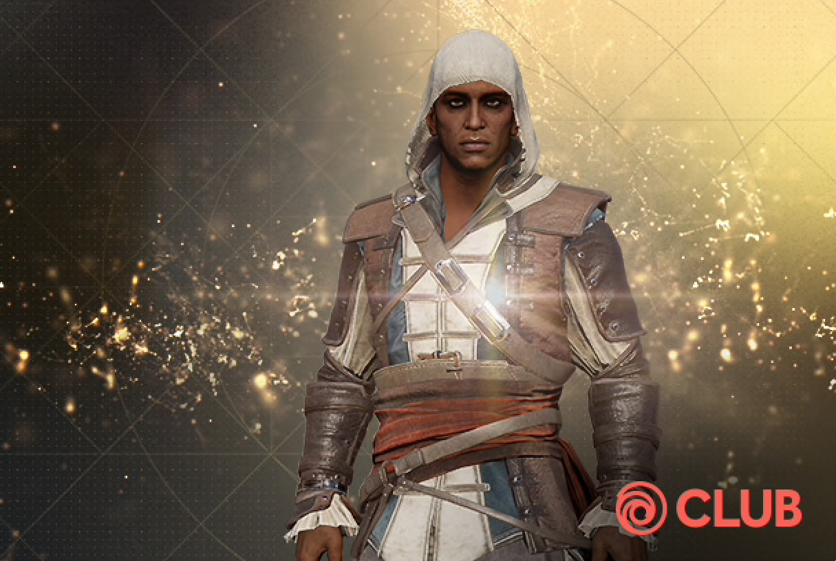 Edward Kenway + Gladiator Pack – Out Now for Origins!