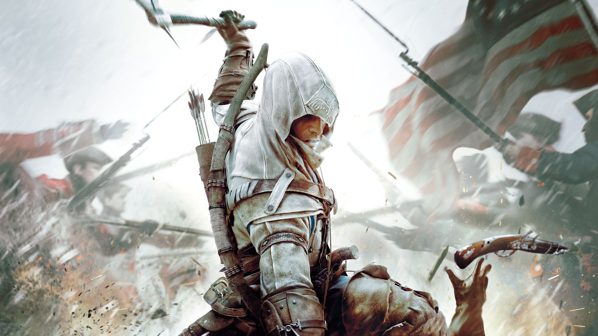 PEGI Publishes Ratings for Assassin's Creed III on Xbox One