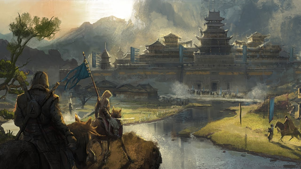 Codex Ubisoft China Surveying Players About A Chinese Setting