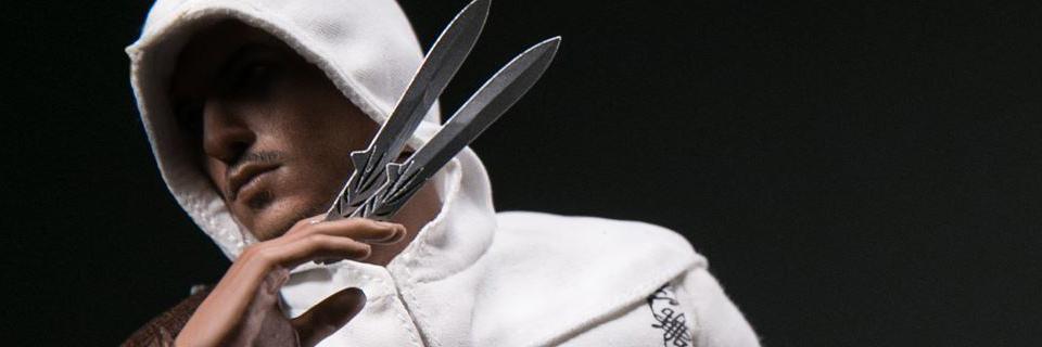 Damtoys Unveils 1/6 Scale Altair Ibn-La'Ahad Figure