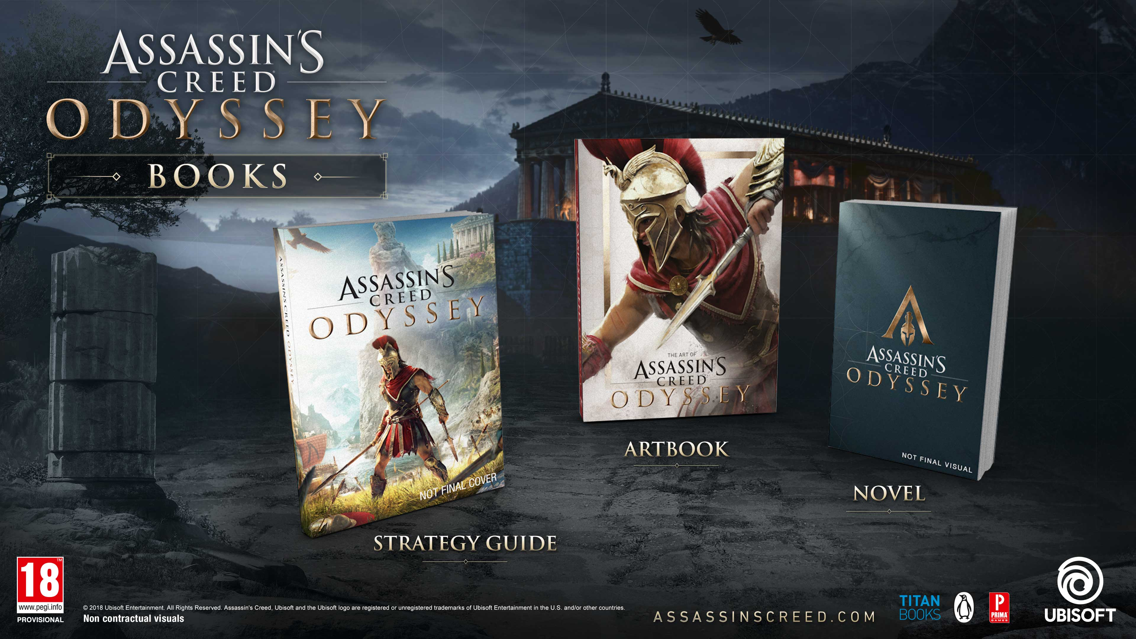 Codex Assassin S Creed Odyssey Books