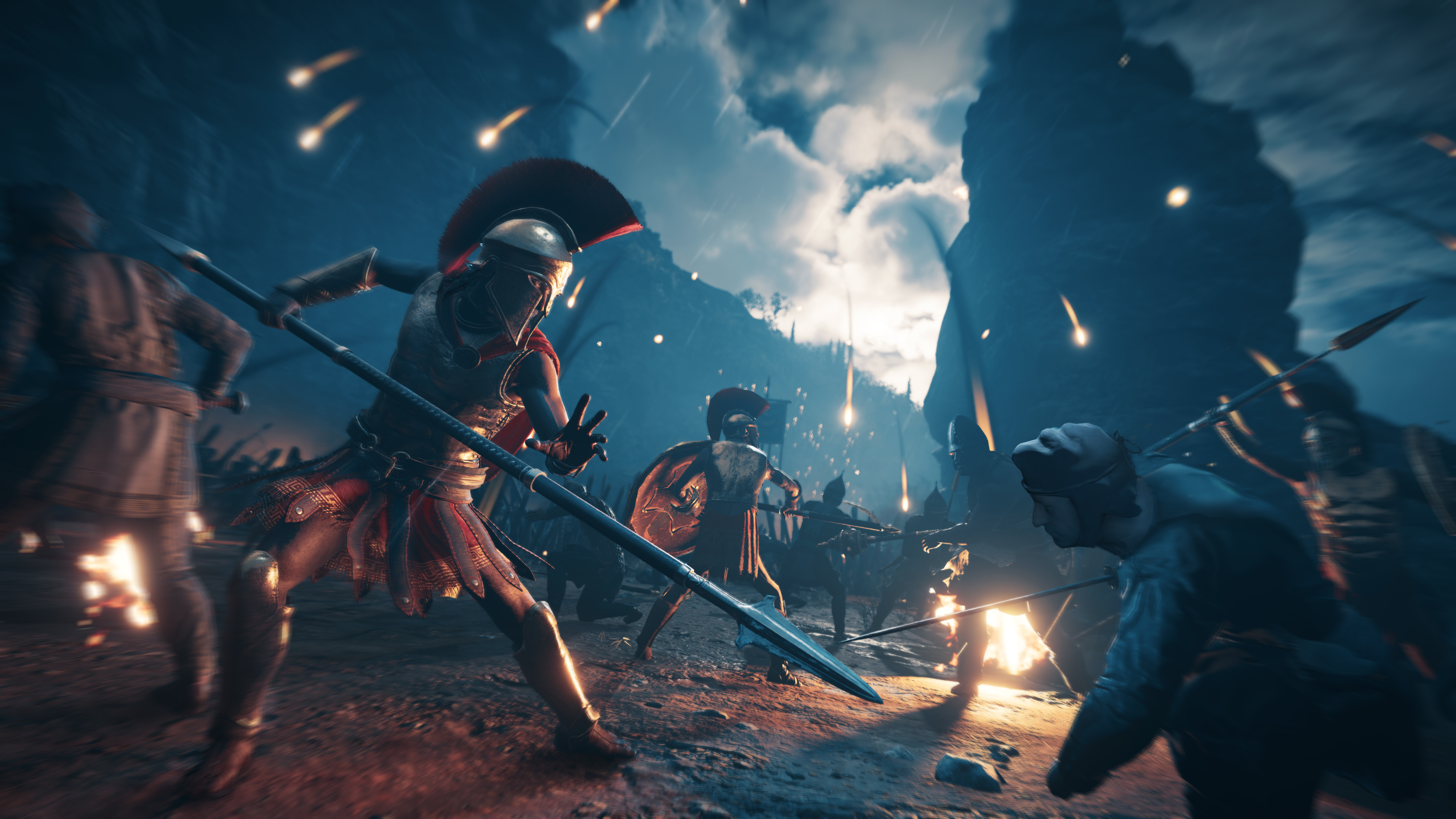 Codex The First Eight Hours Of Assassin S Creed Odyssey
