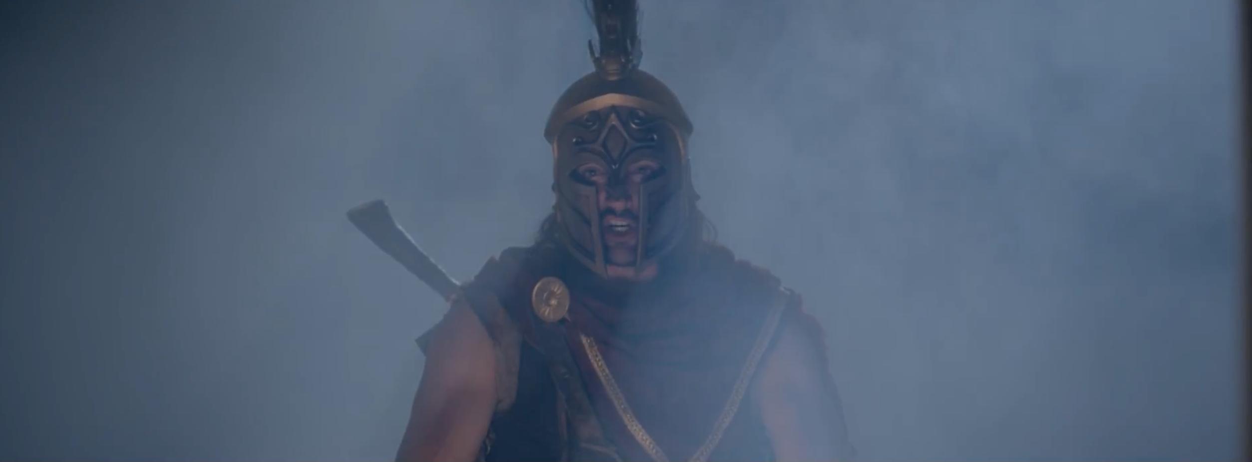 Meet Alexios, Your Spartan Assistant