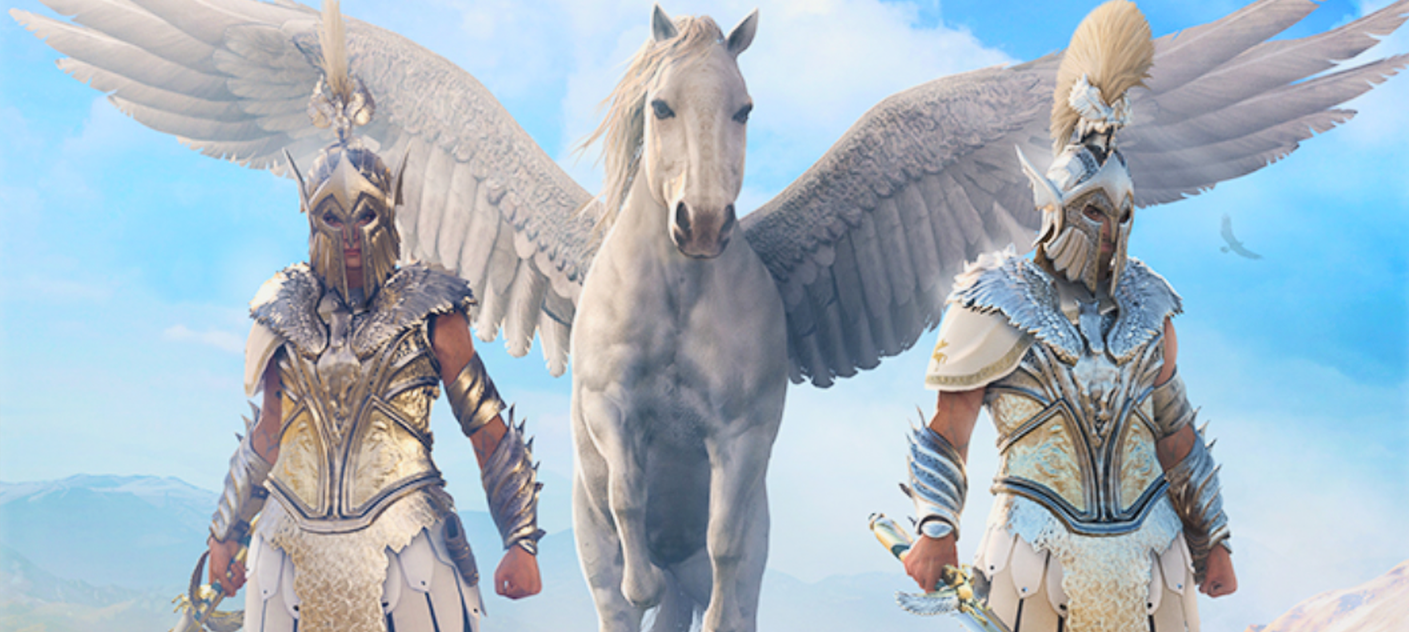 Assassin's Creed Odyssey – Helix Store Goodies
