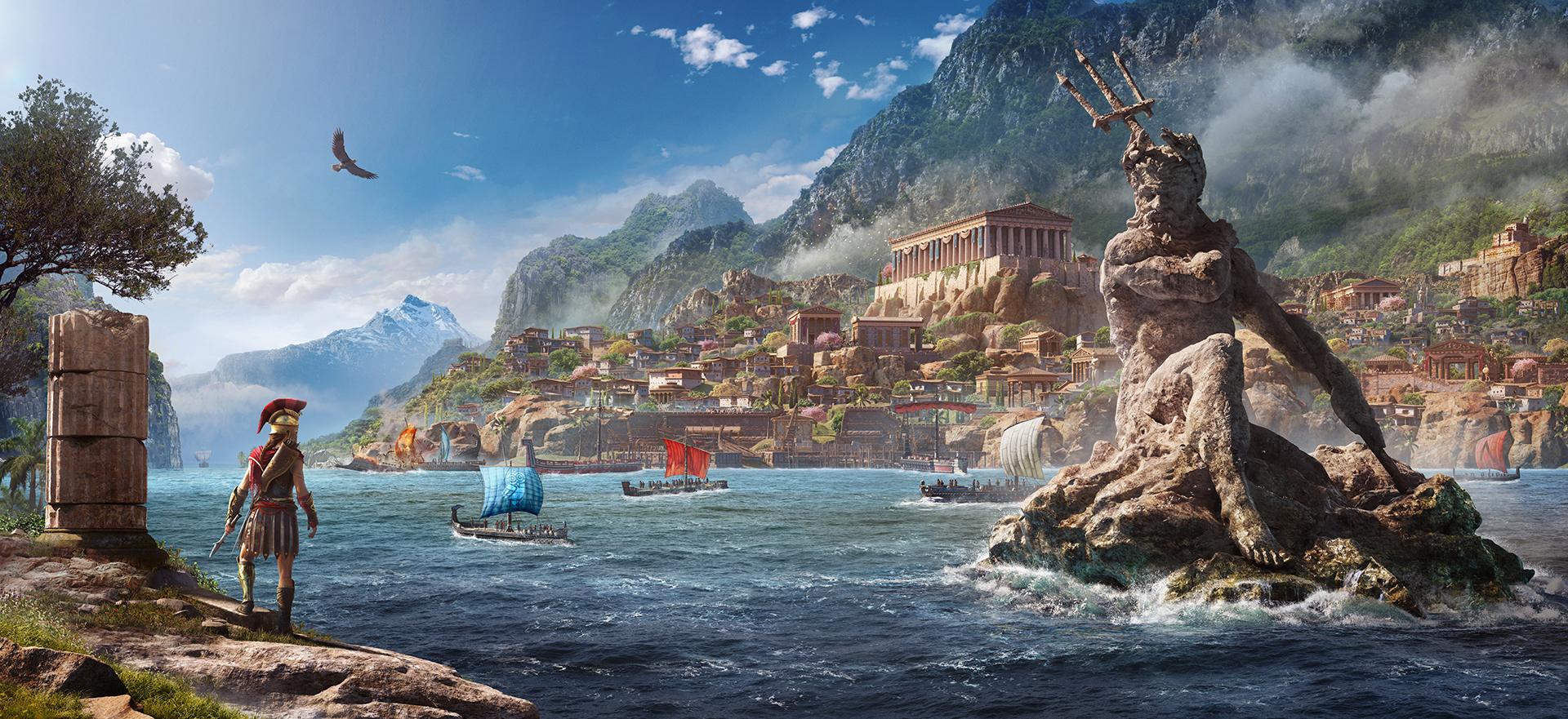 Assassin's Creed Odyssey – World Music & Sea Shanties Edition