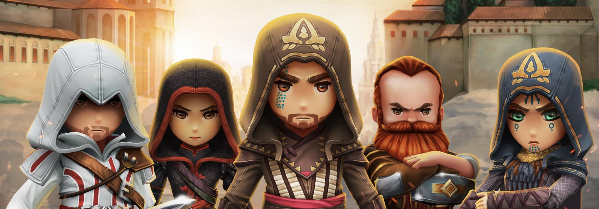 Assassin's Creed: Rebellion – Announcement Trailer