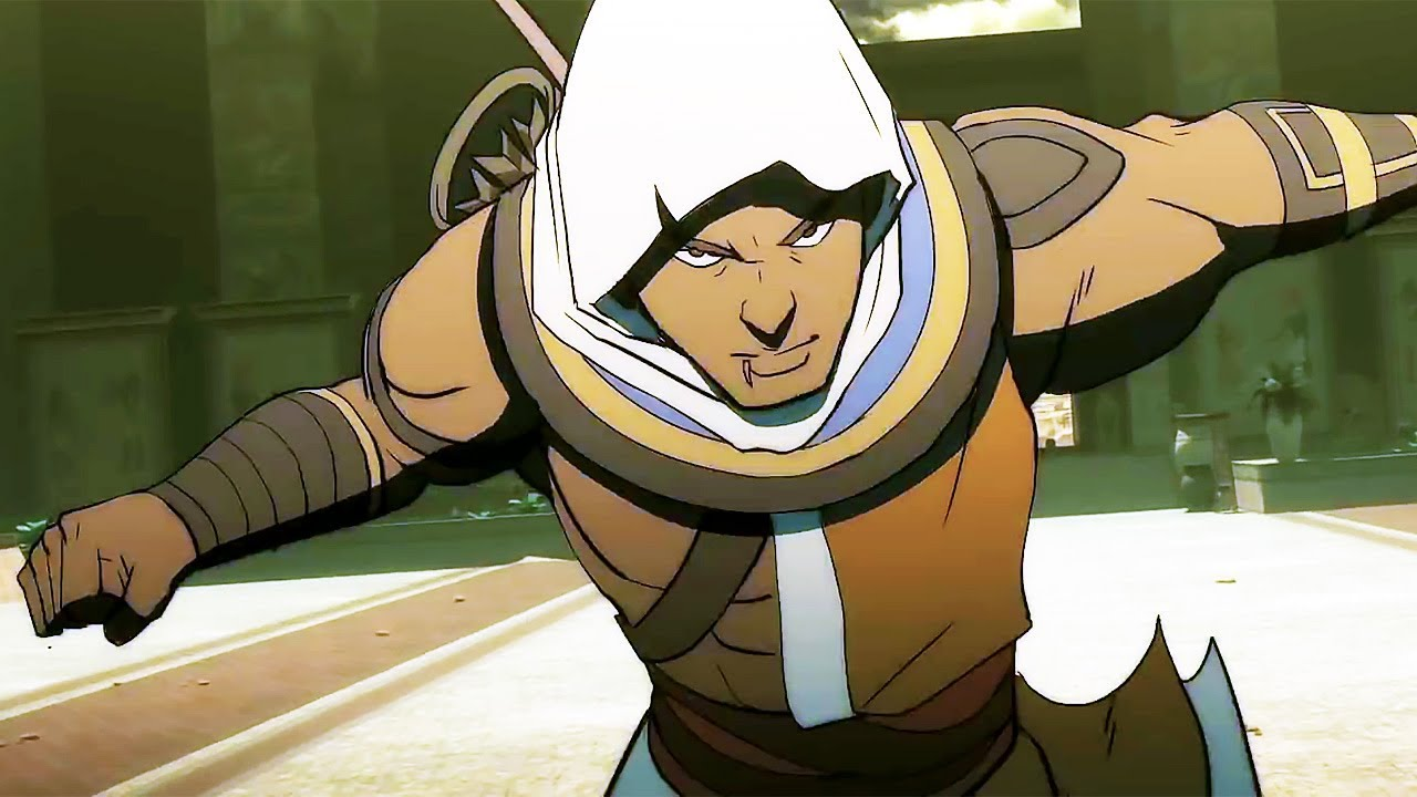 Assassin's Creed Anime Reveal Tomorrow?