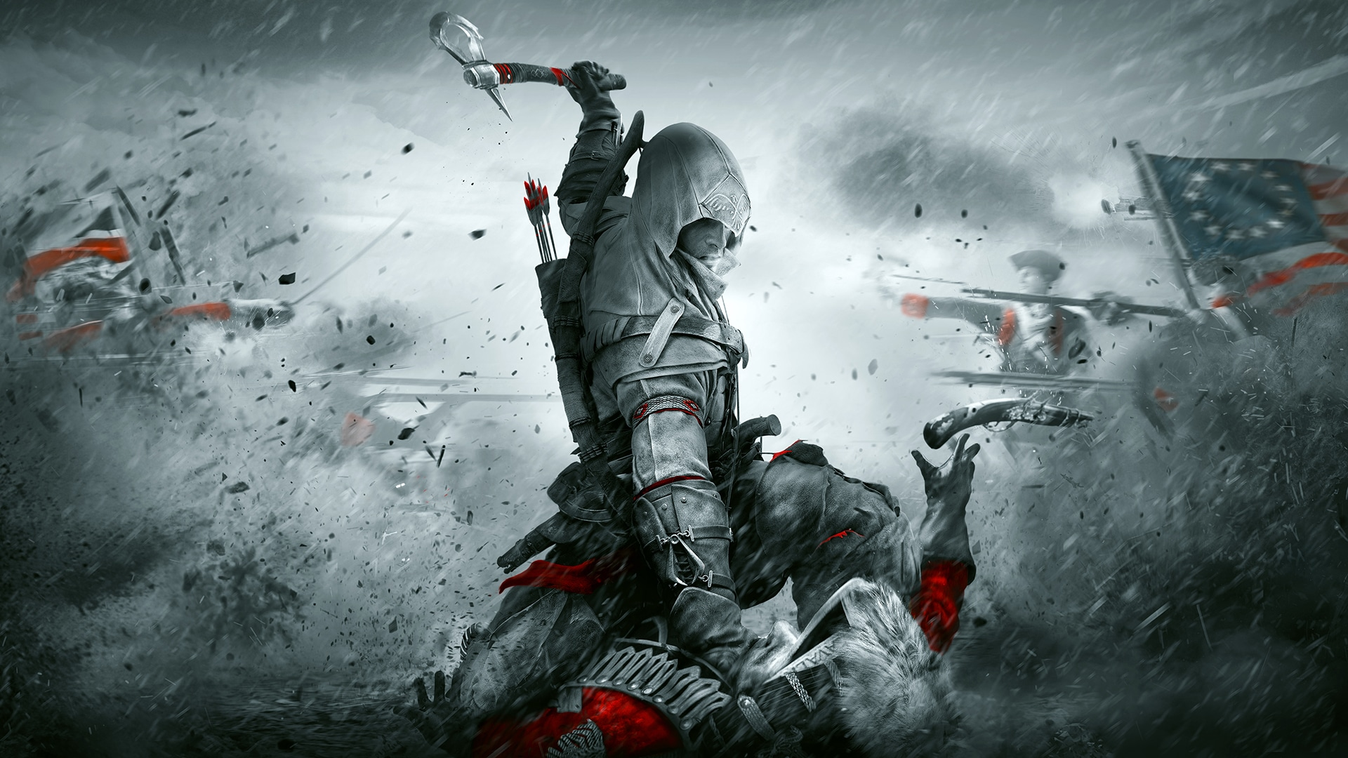 Assassin's Creed III: Remastered – Official Trailer / Assets