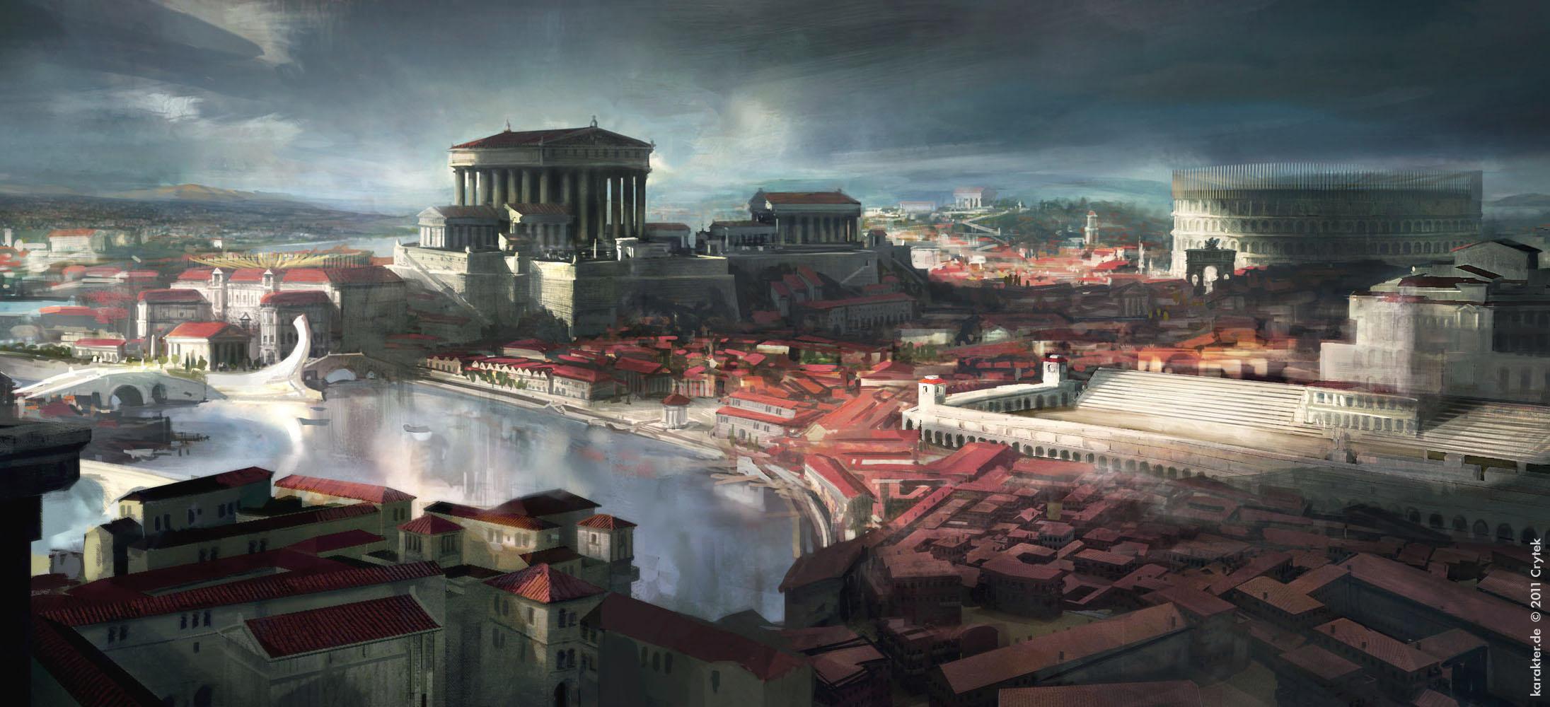 RUMOR: Assassin's Creed Legion – Coming 2020 & Set in Ancient Rome?