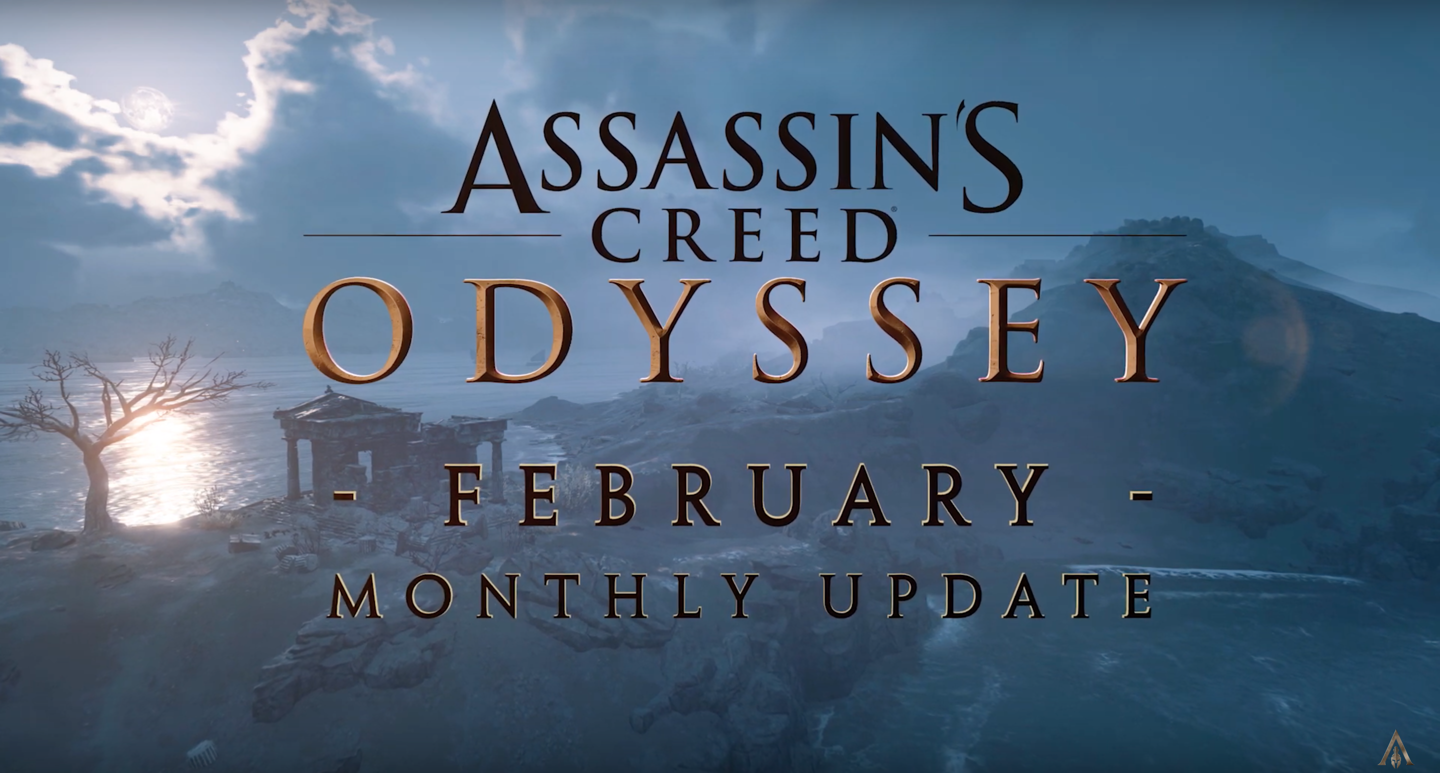 Assassin's Creed Odyssey – February Monthly Update