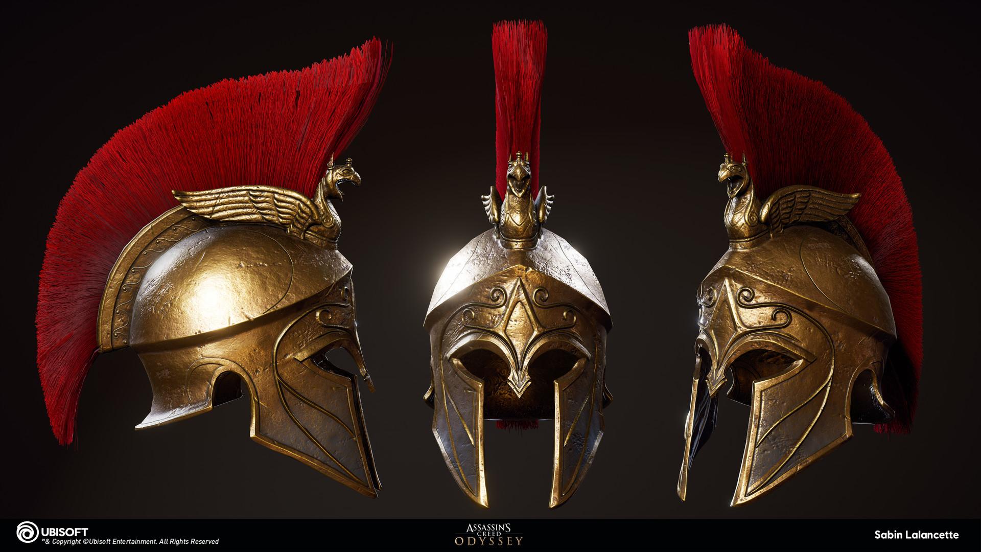 sabin-lalancette-artblast-fullsize-mercenary-helmet-slalancette