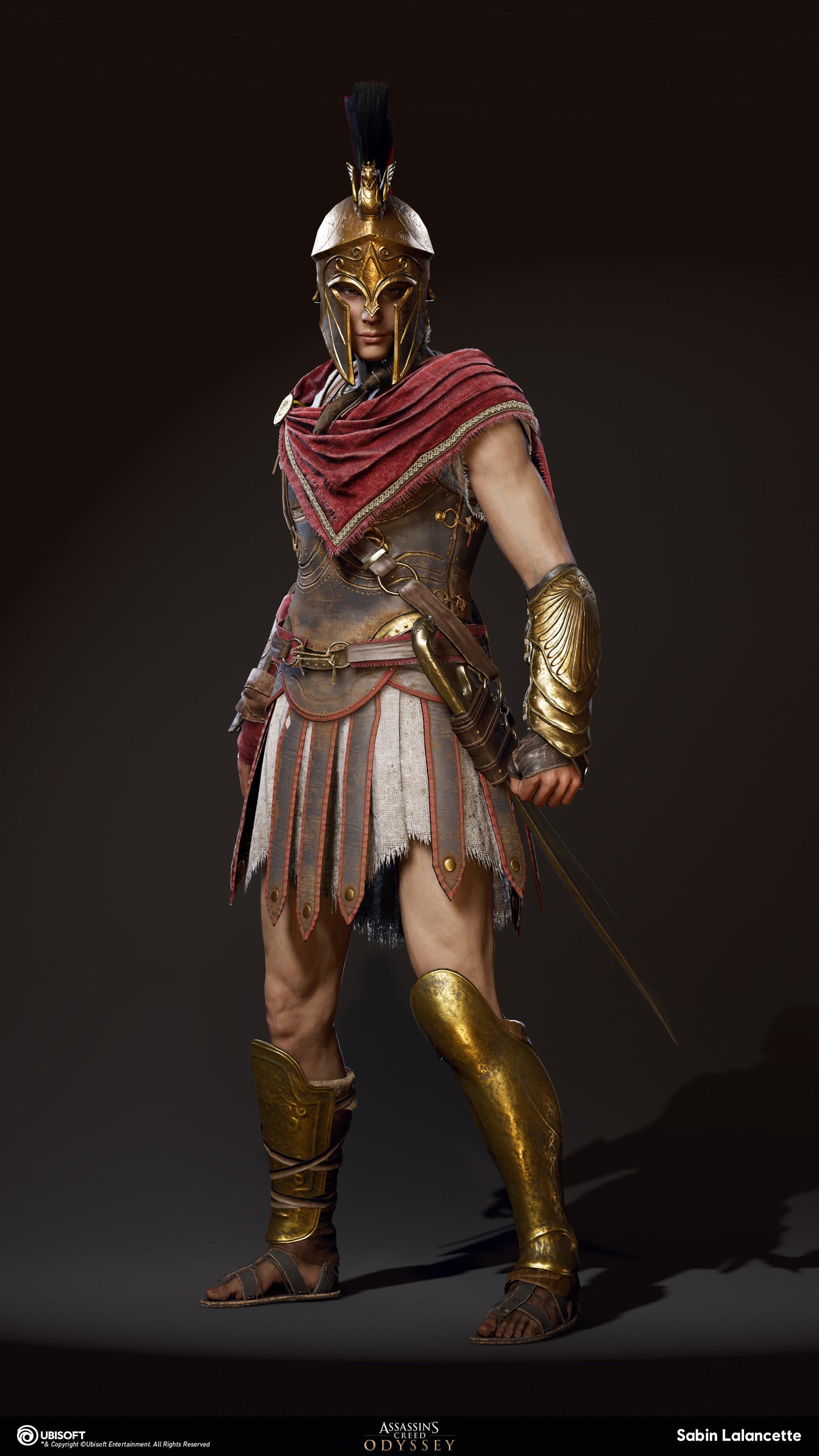 sabin-lalancette-artblast-fullsize-outfit-mercenary-front-kassandra-slalancette