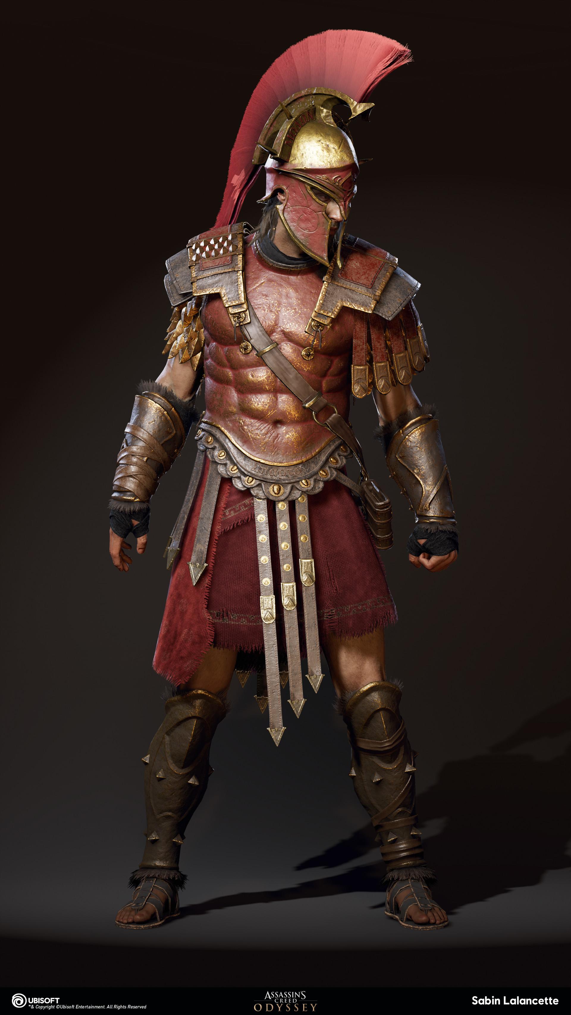 sabin-lalancette-artblast-fullsize-outfit-spartanwarhero-3quarter-alexios-slalancette