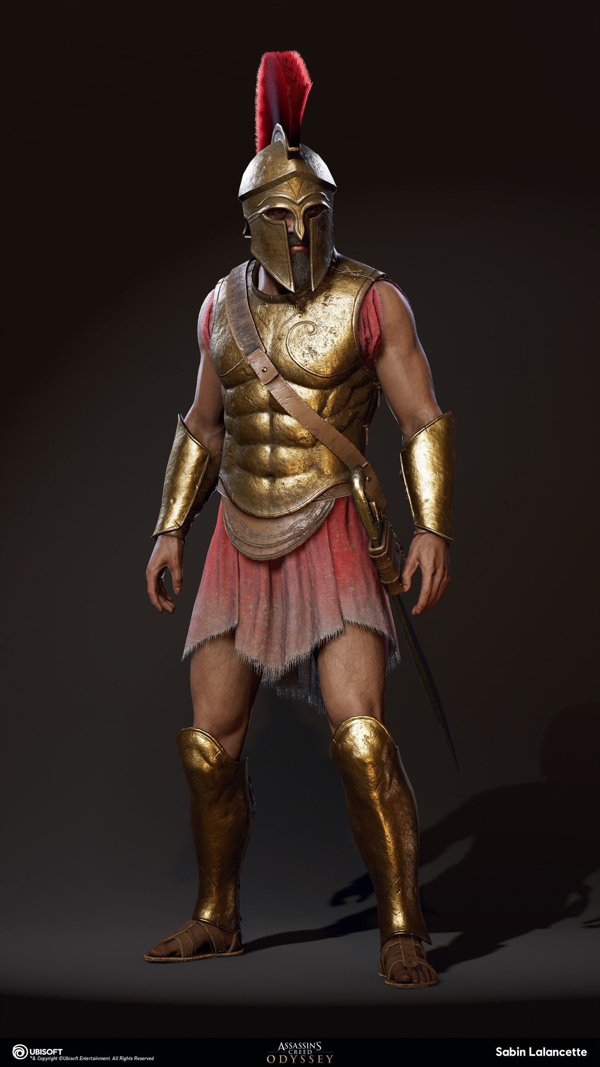 sabin-lalancette-artblast-fullsize-spartan-heavy-soldier-front-slalancette