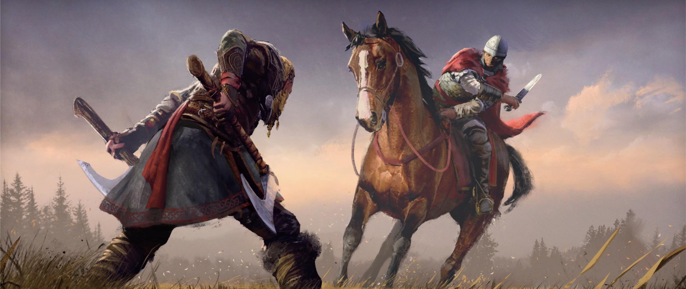 Assassin's Creed Valhalla – Post Launch / Season Pass Content Roadmap
