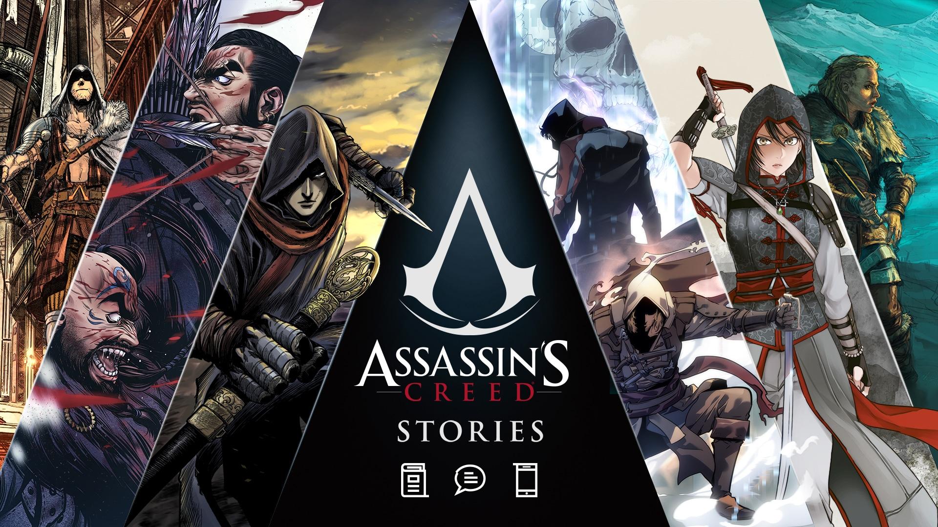 Assassin's Creed Stories: Netflix Show, Anime & Transmedia News!