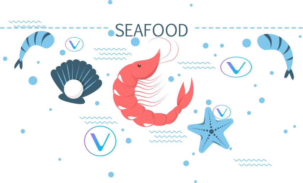 VeChain Dives Deeper in Seafood with Blue Aqua