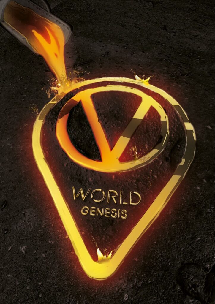 Special Gold Card World of V