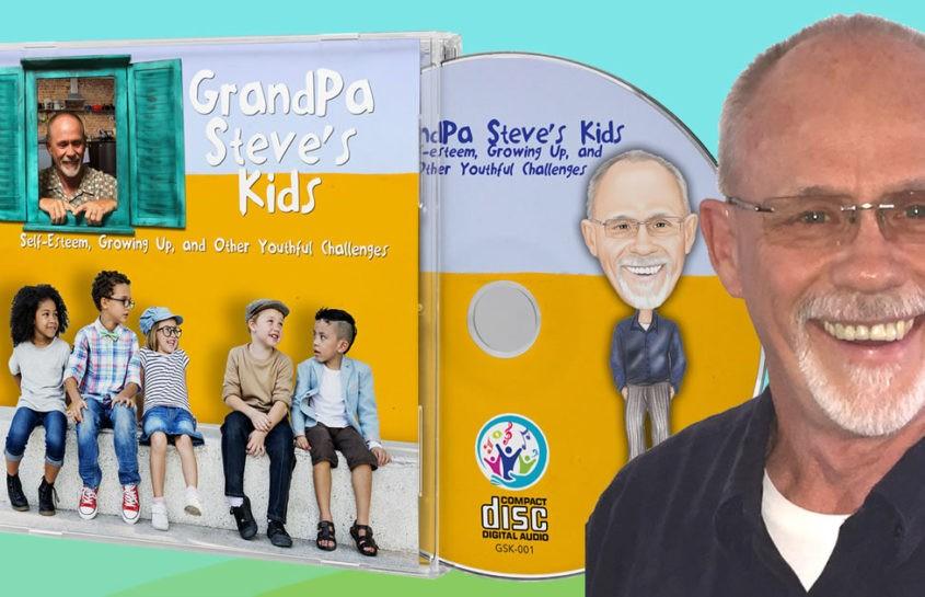 Grandpa Steve Goes to School – October 1, 2018
