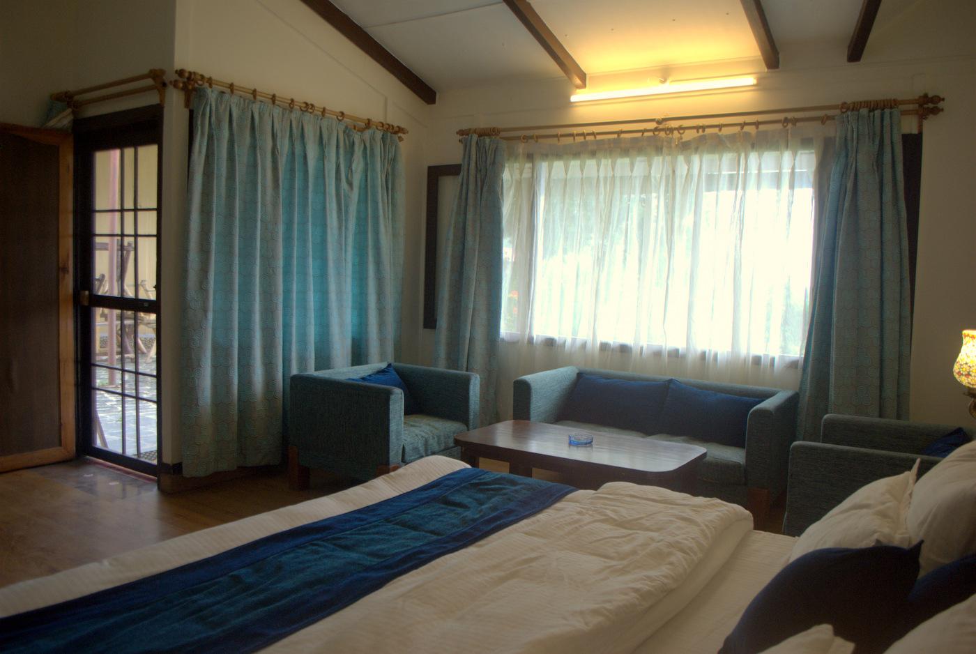 Rosevilla Suite - Seating