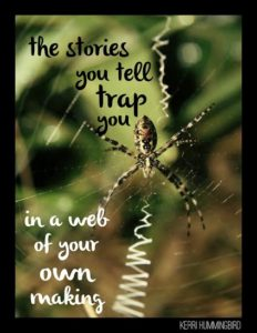 Weaving Stories with Your Words