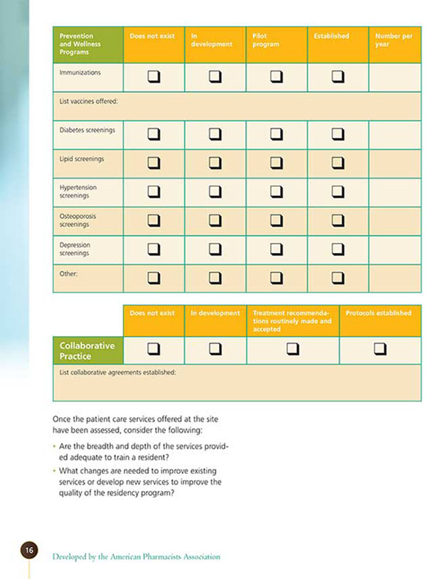 Pharmacy Residency Guide