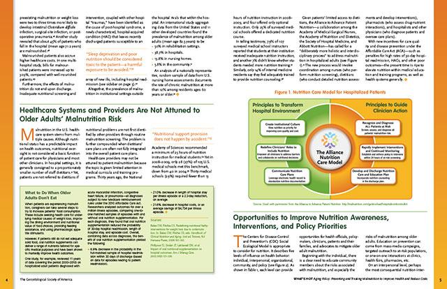 Nonprofit Biannual Newsletter