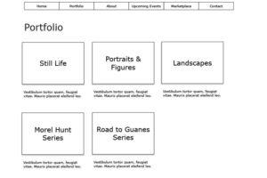 roseth-wireframe-portfolio