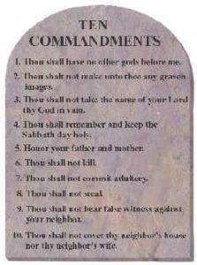 thetencommandments