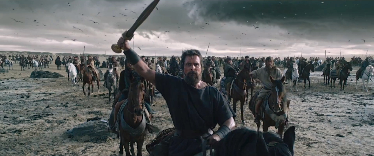Exodus Gods And Kings 2014 Jesters Reviews