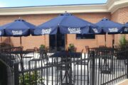 patio is open for lunch