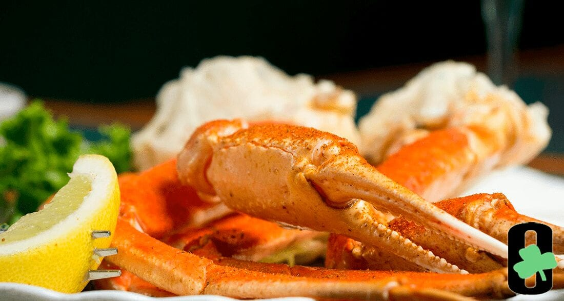 Oloughlins King Crab Legs