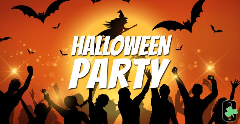 halloween party facebook image