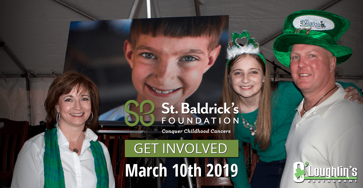 St. Baldrick's Foundation Brave the Shave 2019